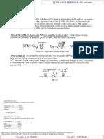 Flow Rate Formula - CV Factor