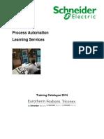 Invensys Controls Courses Catalogue
