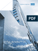 Kone State of the Art Reliability and Energy Efficiency