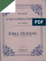 Emailing IMSLP426487-PMLP692631-A.L. 6703 Durand E - Traité d'Accompagnement Au Piano,1884