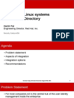 Integration Linux With Tools