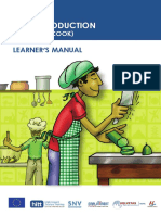 Assistant Cook Learner Manual English