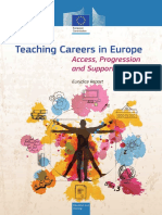Teaching Careers in Europe