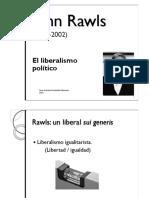 INTRODUCCIÓN A EL LIBERALISMO POLÍTICO DE JOHN RAWLS.ppt