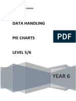 DataHandling PieCharts TestQuestions Level5,6 (2)