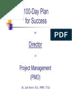 Jack Brown 100 Day Plan Presentation 1233070172557093 1 [Compatibility Mode]