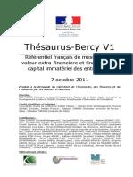 Thesaurus Volet 1