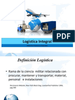 Definicion de Logistica