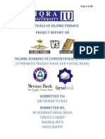 Essentials of Islamic Finance Report