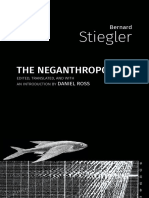 Stiegler 2018 the-Neganthropocene