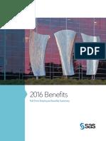 Fulltime Employee Benefits Program Booklet