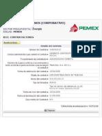 Dispendio en PEMEX bajo FCH