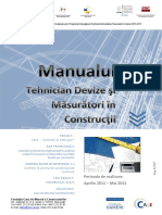 Manual Tehnician Devize Si Masuratori