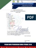 Formulir Pendaftaran Senwic 2018-1