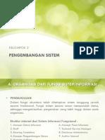 Kelompok II - Pengembangan Sistem