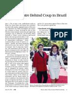 Brazilian coup 2016