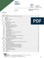 EPA Code of Practice 891 4