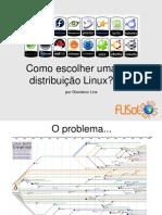 Como Escolher Uma Distribuição Linux