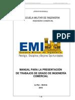 Manual Trabajo de Grado Comercial Emi Febrero 2018