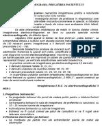28.Electrocardiograma, Pregatirea Bolnavului