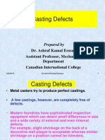 3 Casting Defects