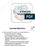 Ethics in Marketing PPT