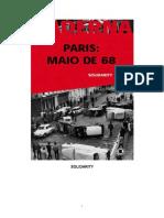 SOLIDARITY. Paris - Maio de 68