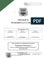 8.1.1.a SPO Pemeriksaan Laborat