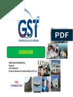 Latar Belakang GST Di Malaysia