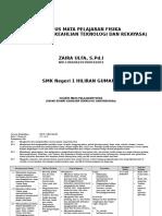 SILABUS FISIKA SMK KELAS X.docx
