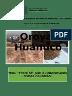 identificación de suelos