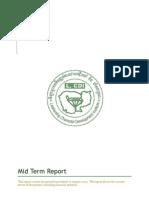General L-CDI 6 Month Report