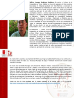 Perfil de Willian Geovany Rodríguez Gutiérrez