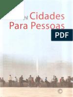 Cidade Para Pessoas - Jan Gehl