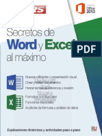 (USERS 19) Secretos Word y Excel Al Maximo - Ed 2013