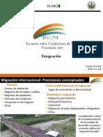 Presentación Emigración ENCOVI 2017 1
