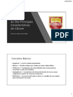 Caracteristicas Cancer