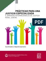 Buenas Practicas Para Una Justicia Penal Juvenil Especializada
