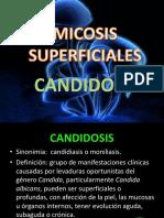 micosis superficial - dermatologia