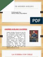 Andrés Avelino Cáceres