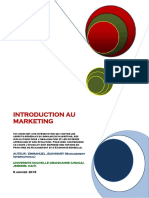 Introduction Au Marketing_Manuel de Cours