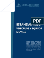 Vehiculos y Equipos Moviles MEL