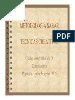 Guia Del Orientador Tecnicas Creativas Sarar 2