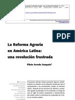 Arruda Sampaio, Reformas agrarias en AL_balance.pdf