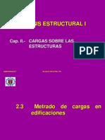 185764851 2 3 Metrado de Cargas en Edificaciones I