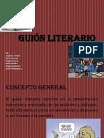 Presentación de Guion Literario