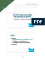 2. Transistores BJT
