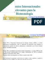 Convenios Biotecnologia