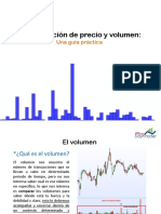 Interpretación de Precio y Volumen- By Mary Day Trader