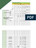 Excel Tasaciones